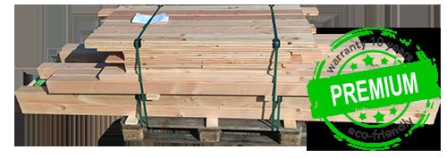 Pallet Premium Timber